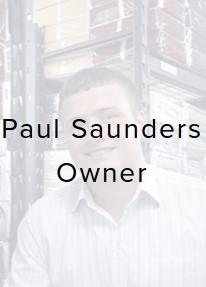 Paul Saunders